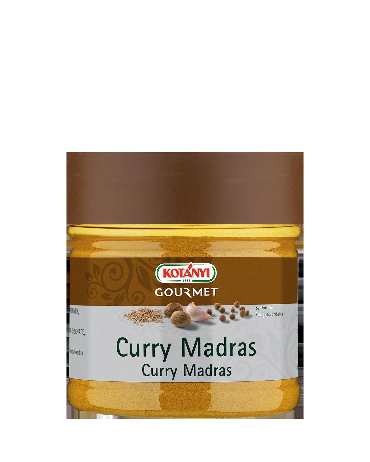 730614 Kotanyi Kari Madras B2b Jar 400ccm