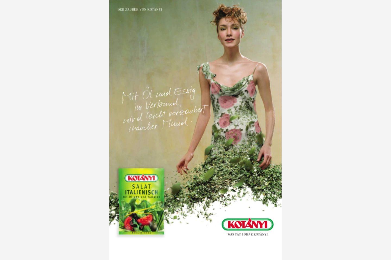 Kotányi reklama iz 2000. godina