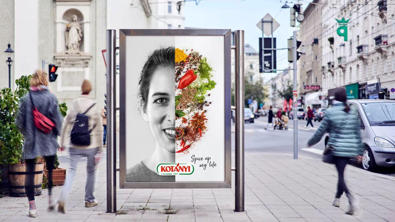 """Reklama """"Začini mi život"""" kompanije Kotányi"""